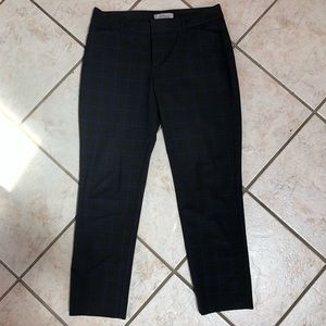 Gap slim cropped pants.